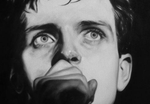 Ian Curtis- Joy Division