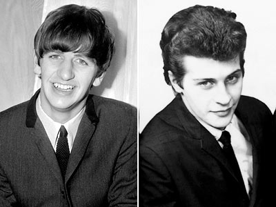 Ringo Starr - Pete Best
