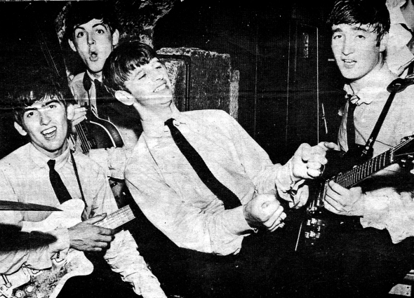 the beatles cavern 1963