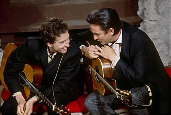 Bob Dylan & Jhonny Cash
