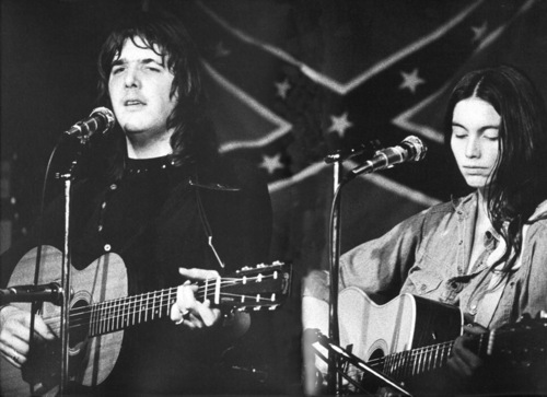 Gram Parsons & Emmylou Harris