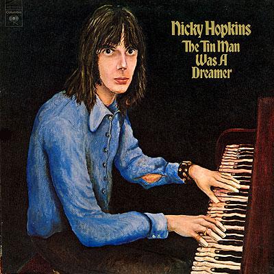 Nicky Hopkins - The Tin Man Was A Dreamer