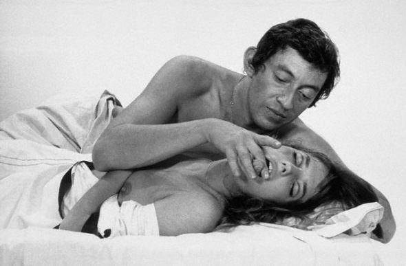Jane Birkin et Serge Gainsbourg, si si más material didáctico a petición del público.