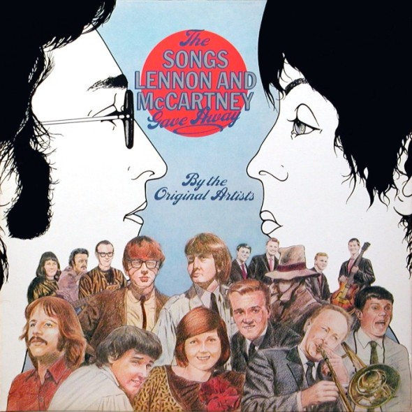The Songs Lennon and McCartney Gave Away