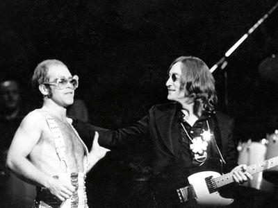 Elton John & John Lennon