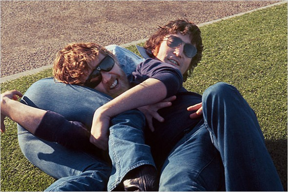 John Lennon & Harry Nilsson