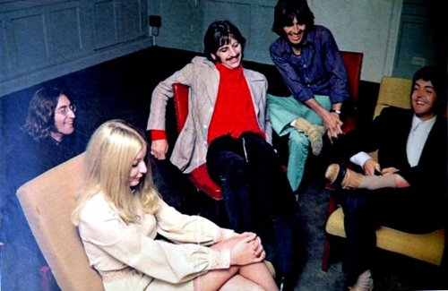 Mary Hopkin & The Beatles