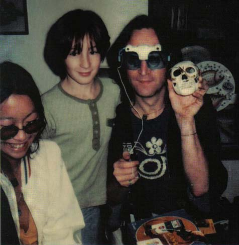 May Pang, Julian & John
