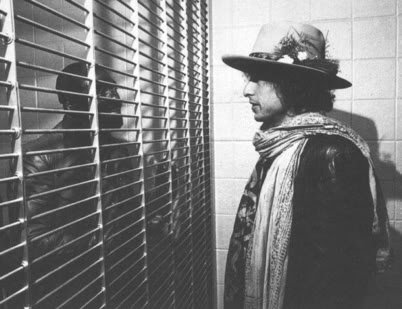Rubin Carter & Bob Dylan
