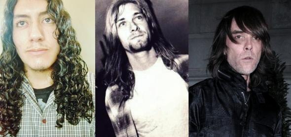Fausto Ribadeneira, Kurt Cobain, Ian Brown