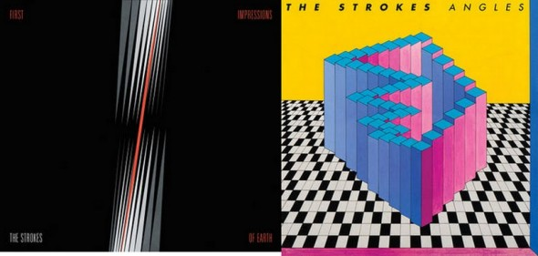 The Strokes - First Impressions of Earth and Angles