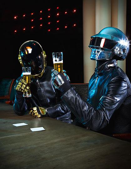 Daft Punk cerveceros