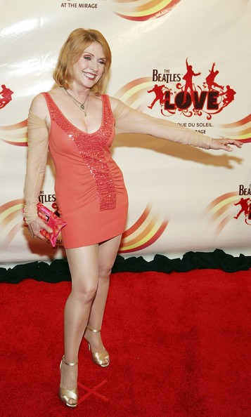 Debbie Harry at Gala Premiere of Beatles LOVE by Cirque Du Soleil (2006)