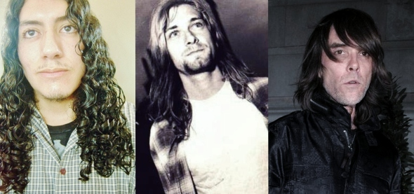 Fausto Ribadeneira, Kurt Cobain, Ian Brown, Piscis, Pisces. Music,