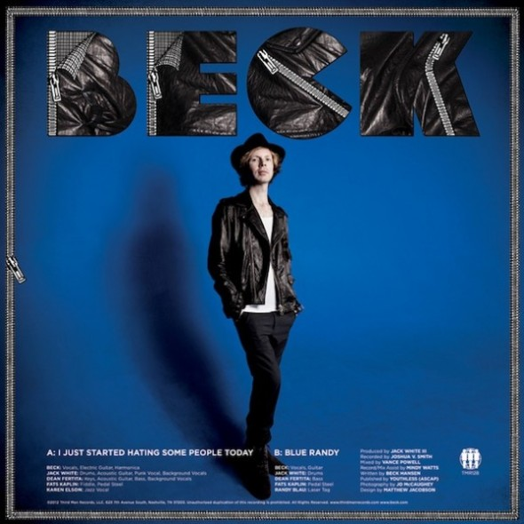 Beck – I Just Started Hating Some People Today
