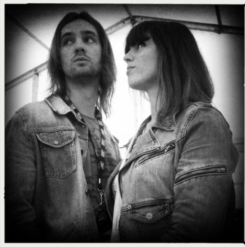 Kevin Parker & Melody Prochet