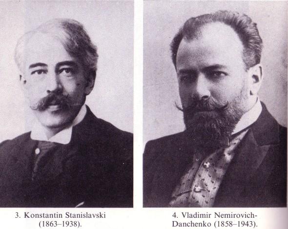 Stanislavski y Danchenko