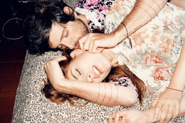 Devendra and Ana Kras
