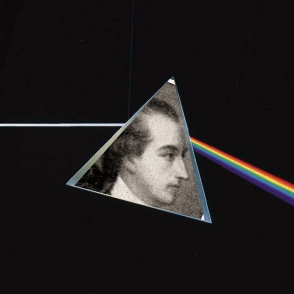 Goethe - dark side of the moon