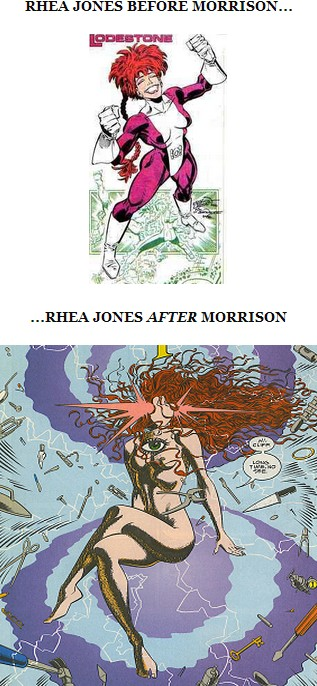 rhea jones