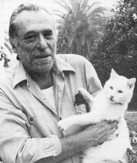 Charles Bukowski, Outsider of the Year Special Section (1963)