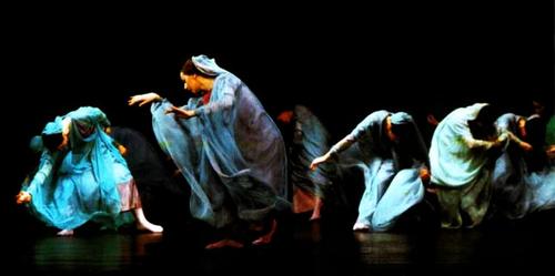 Choreography by Rudolf Steiner