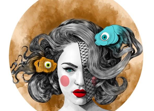 pisces mustafa-soydan-astro-illustrations-pisces