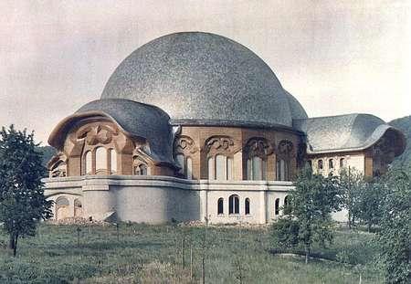 Rudolf Steiner's First Goetheanum
