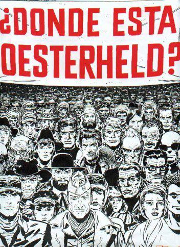 Dónde está Oesterheld