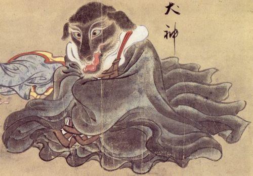 yokai inugami