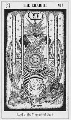 Carl Jung: Los Arquetipos y el Tarot en el psicoanálisis - Los arquetipos del Tarot e Interpretación de los 22 Arcanos Mayores Carro