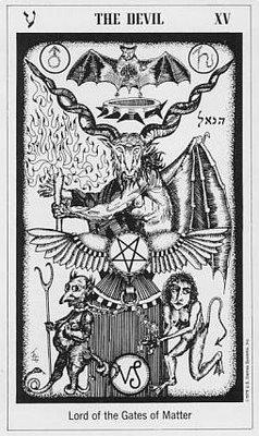 Carl Jung: Los Arquetipos y el Tarot en el psicoanálisis - Los arquetipos del Tarot e Interpretación de los 22 Arcanos Mayores Diablo