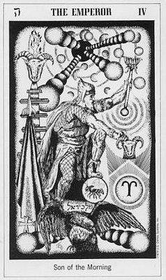 Carl Jung: Los Arquetipos y el Tarot en el psicoanálisis - Los arquetipos del Tarot e Interpretación de los 22 Arcanos Mayores Emperador