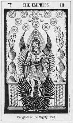 Carl Jung: Los Arquetipos y el Tarot en el psicoanálisis - Los arquetipos del Tarot e Interpretación de los 22 Arcanos Mayores Emperatriz
