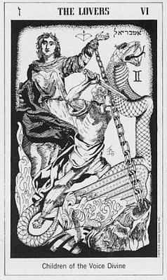 Carl Jung: Los Arquetipos y el Tarot en el psicoanálisis - Los arquetipos del Tarot e Interpretación de los 22 Arcanos Mayores Enamorados