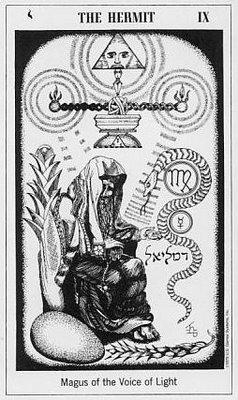 Carl Jung: Los Arquetipos y el Tarot en el psicoanálisis - Los arquetipos del Tarot e Interpretación de los 22 Arcanos Mayores Ermitac3b1o