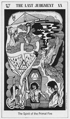 Carl Jung: Los Arquetipos y el Tarot en el psicoanálisis - Los arquetipos del Tarot e Interpretación de los 22 Arcanos Mayores Juicio