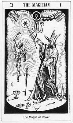 Carl Jung: Los Arquetipos y el Tarot en el psicoanálisis - Los arquetipos del Tarot e Interpretación de los 22 Arcanos Mayores Mago