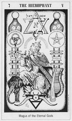 Carl Jung: Los Arquetipos y el Tarot en el psicoanálisis - Los arquetipos del Tarot e Interpretación de los 22 Arcanos Mayores Maj05l