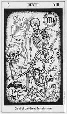 Carl Jung: Los Arquetipos y el Tarot en el psicoanálisis - Los arquetipos del Tarot e Interpretación de los 22 Arcanos Mayores Muerte