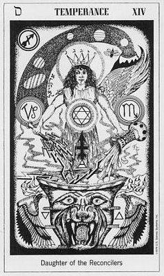 Carl Jung: Los Arquetipos y el Tarot en el psicoanálisis - Los arquetipos del Tarot e Interpretación de los 22 Arcanos Mayores Templanza