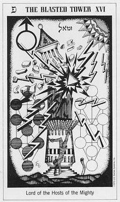 Carl Jung: Los Arquetipos y el Tarot en el psicoanálisis - Los arquetipos del Tarot e Interpretación de los 22 Arcanos Mayores Torre