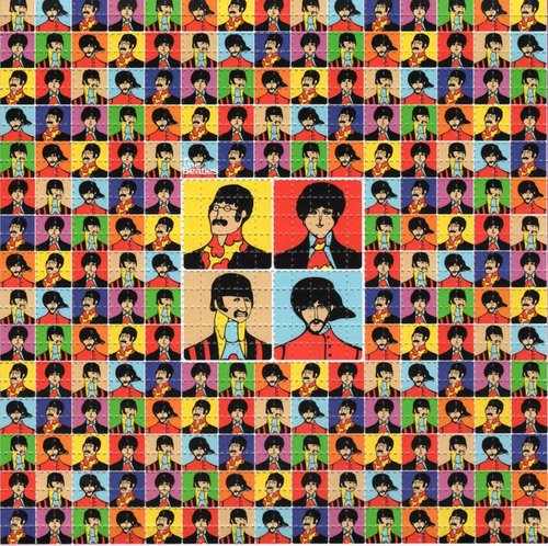 The Beatles LSD