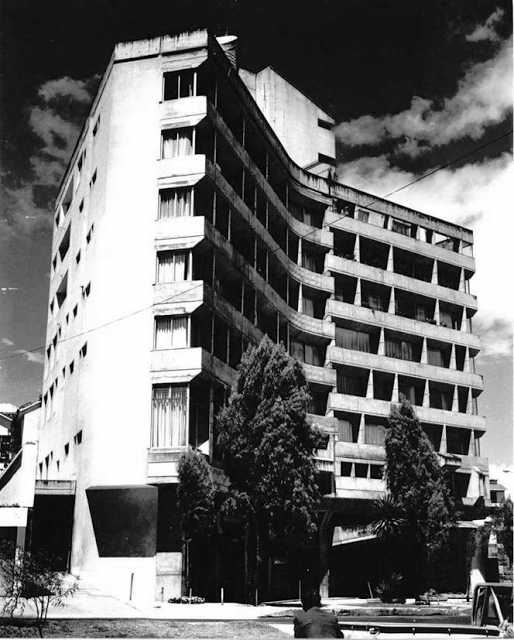 Edificio Artigas, Quito, 1970