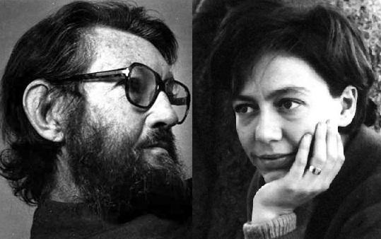 Julio Cortázar & Alejandra Pizarnik