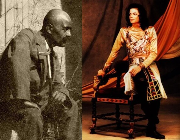 Gurdjieff y Michael Jackson