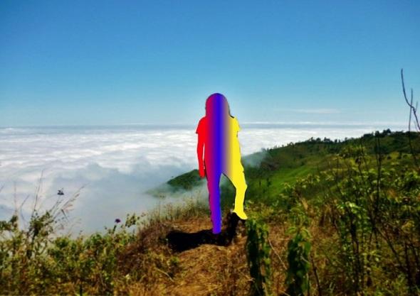 Hermosa fotografía de los Andes ecuatorianos arruinada por mí