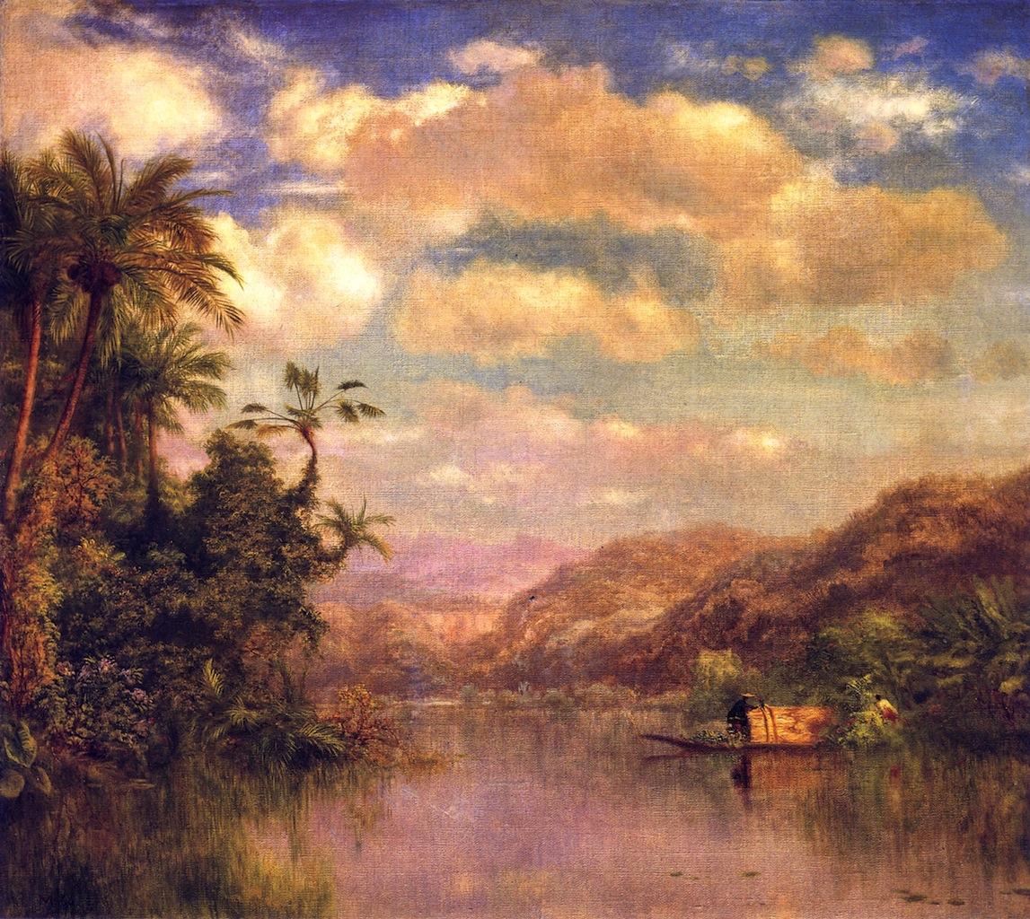 Louis Rémy Mignot: el romántico que pintó el Ecuador del Siglo XIX ...